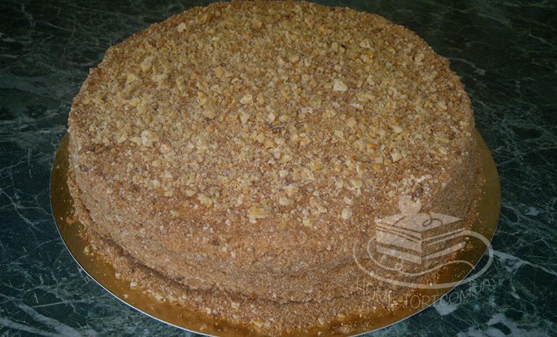 Торт Медовик от Натали