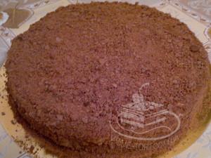 Домашний торт Спартак