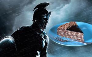 Торт Спартак - рецепт от Натали