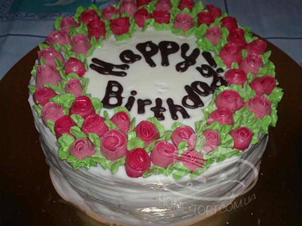 «Monastic Hut» Cake