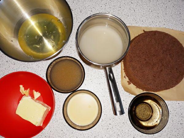 Торт Птичье молоко - рецепт суфле - ингредиенты