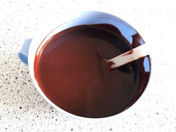 Торт Птичье молоко - рецепт шоколадной глазури