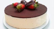 Птичье Молоко — Рецепт Торта от Натали
