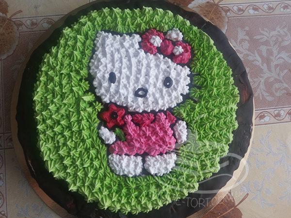 Торт Мисс Китти