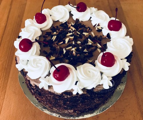 Торт Черный лес (Шварцвальд) | Торт на заказ Львов