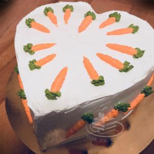 Морковный торт на заказ