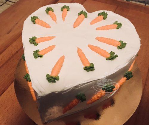Морковный торт   Торт на заказ Львов