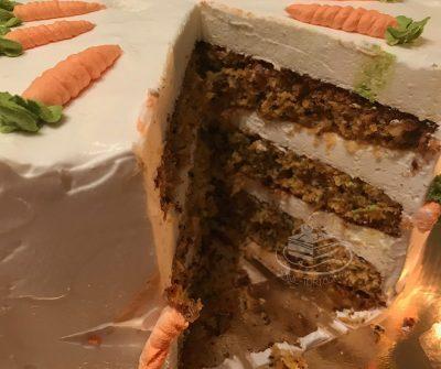 Морковный торт | Торт на заказ Львов