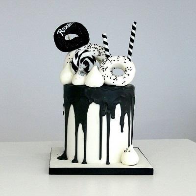 Капельный торт | Тренды дизайна тортов 2018-2019 | Блог | Торт на заказ