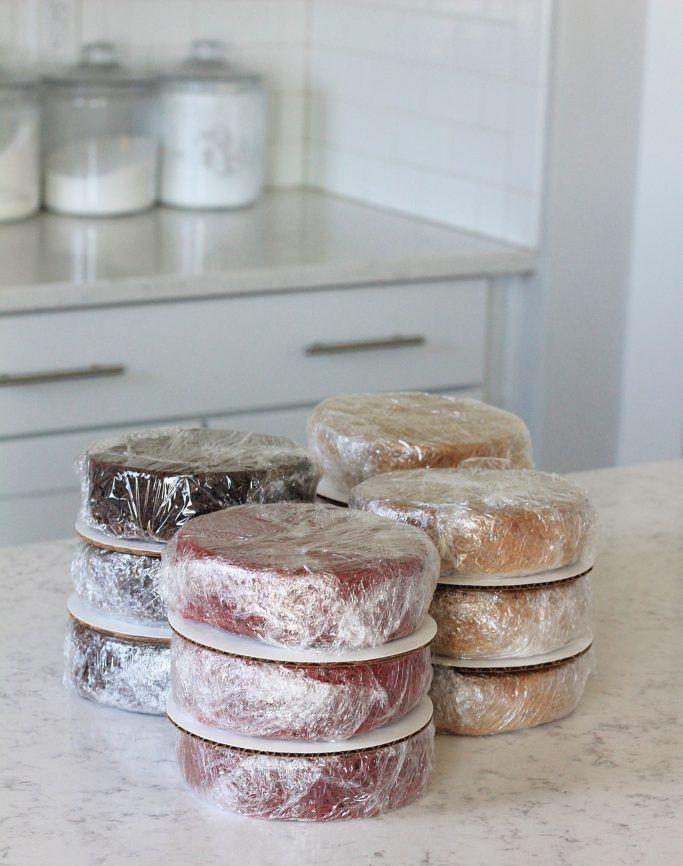 Коржи без крема | Как и сколько хранить десерты | Блог | Торт на заказ от Натали(2)