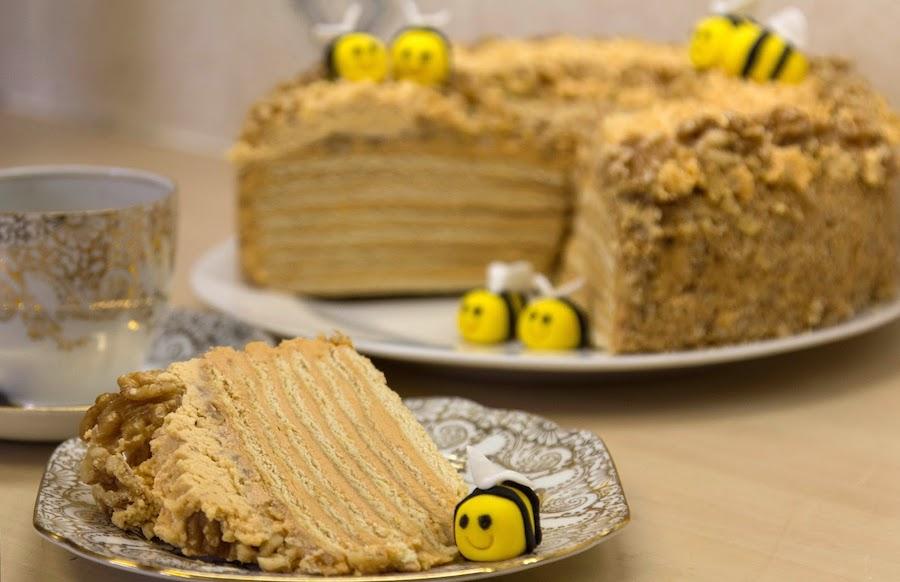 Торт медовик | Торт на заказ Львов