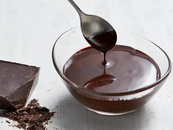 Шоколадный сироп - пропитка для торта