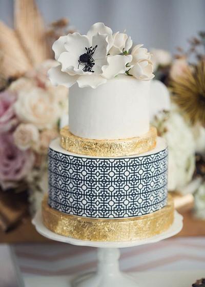торт кафель | Тренды дизайна тортов 2018-2019 | Блог | Торт на заказ