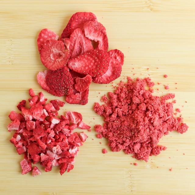 сублимированные ягоды | хитрости фруктового декора и начинки | Блог | Торт на заказ от Натали