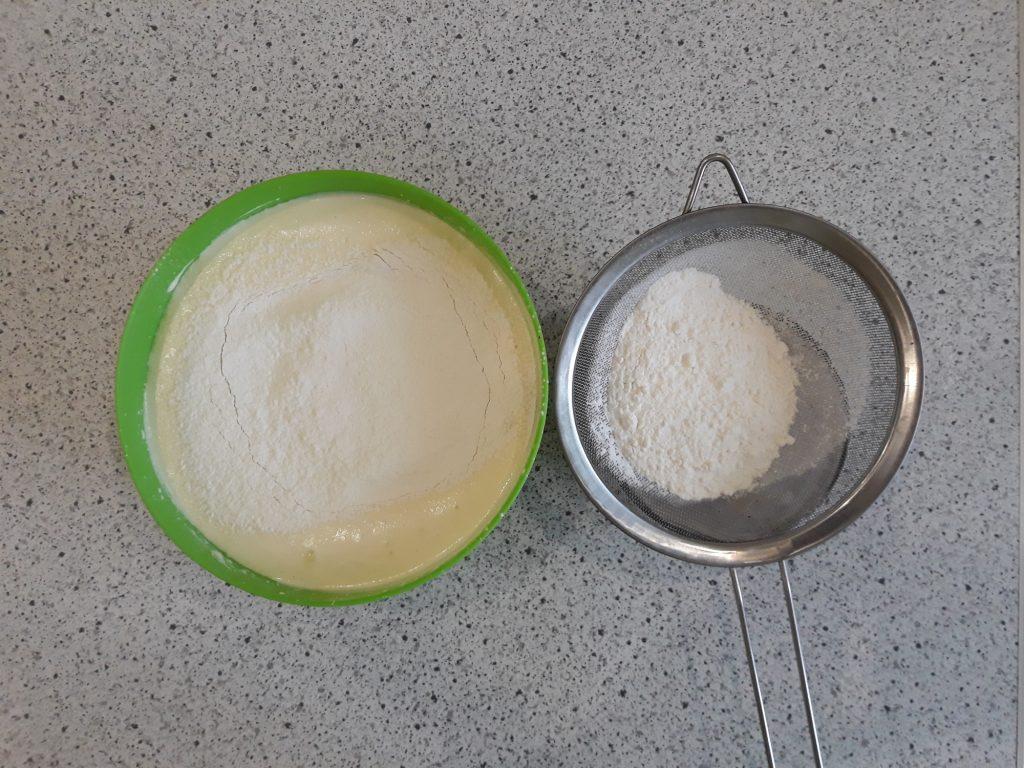 Ванильный бисквит рецепт | Инструкция
