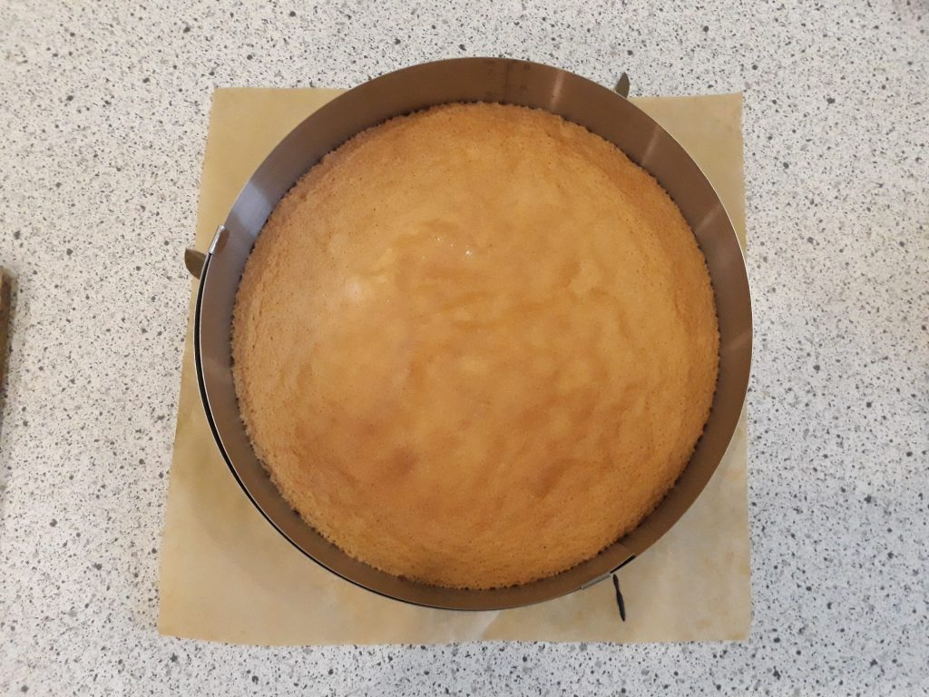 Ванильный бисквит рецепт | Советы