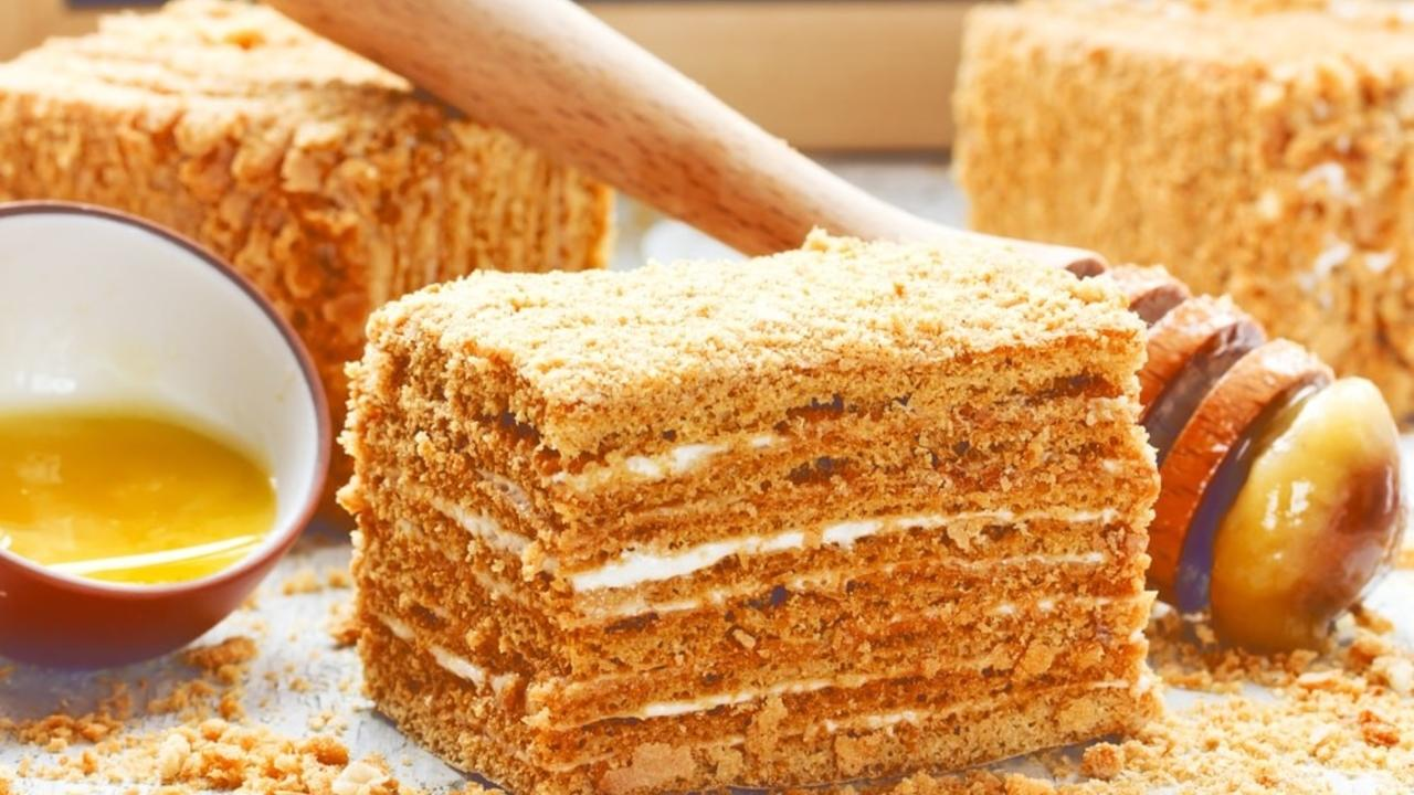 Рецепт Медовика | Медовик на заказ во Львове