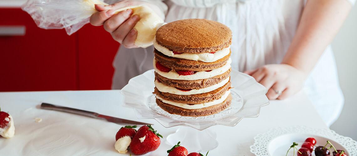 Крем для детского торта | Детский торт на заказ Львов