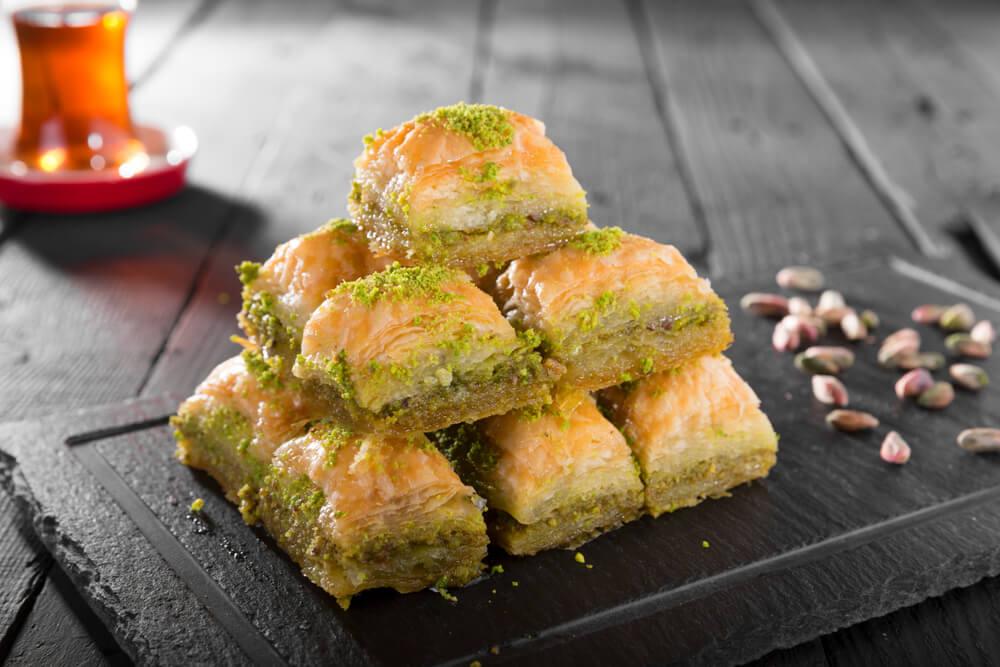 Пахлава | Мировые десерты | Десерты на заказ во Львове