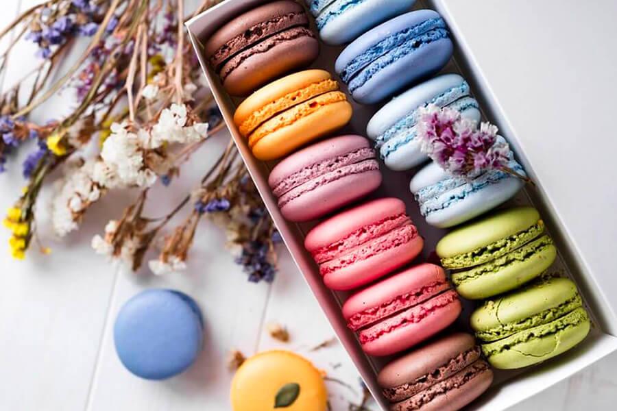 Макаронс | Мировые десерты | Макаронс на заказ во Львове
