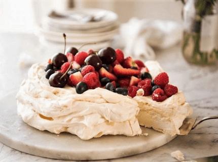 Торт Павлова на Рождество | Торт на заказ во Львове