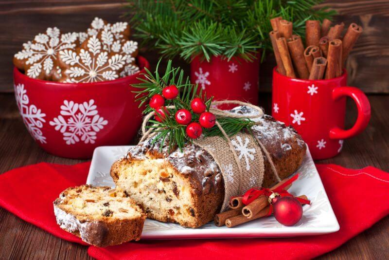 Идеи сладкого стола на Рождество | Торт на заказ во Львове