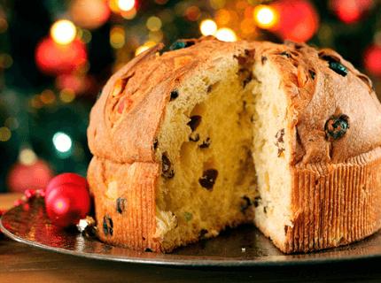 Панеттоне на Рождество | Торт на заказ во Львове