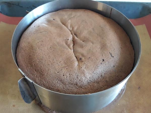 Шоколадный бисквит рецепт | Торт на заказ во Львове