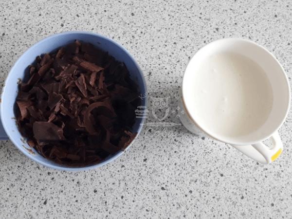 Декор торта Черный лес | Торт на заказ во Львове