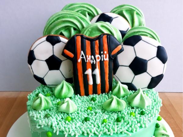 Декор торта для мужчины | Торт на заказ во Львове