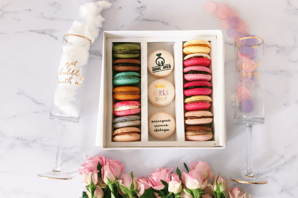 Идеи сладостей на девичник | Торт на заказ Львов