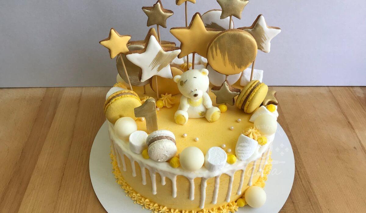 "Детский торт ""Мишутка"""