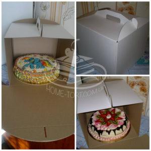 Торт в коробке