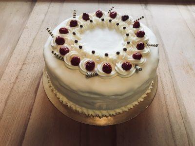 Торт Монастырская изба на заказ Львов (круглый)