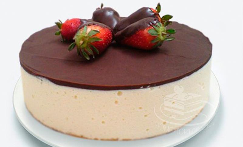 Птичье Молоко - рецепт торта