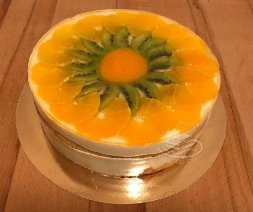 Творожный торт | Торт на заказ Львов