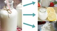 Чем заменить продукты в рецептах? Часть 2