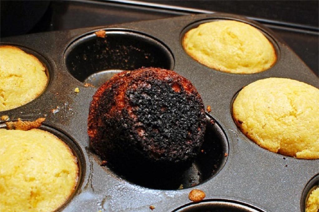 Горячие точки духовки: как найти и использовать