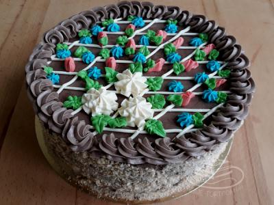 Киевский торт | Торт на заказ