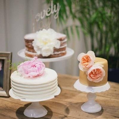 торт одноярусный | Тренды дизайна тортов 2018-2019 | Блог | Торт на заказ