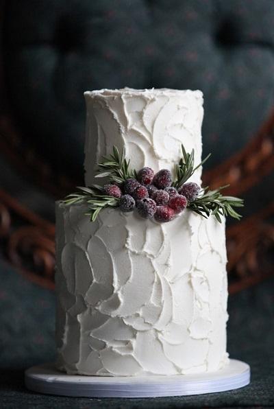 торт покрытый кремом | Тренды дизайна тортов 2018-2019 | Блог | Торт на заказ