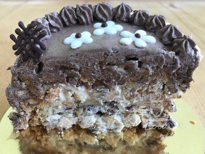 Торт Киевский в разрезе | Торт на заказ Львов