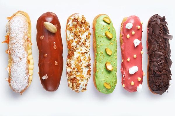 Секреты идеальных эклеров | Блог | Торт на заказ от Натали