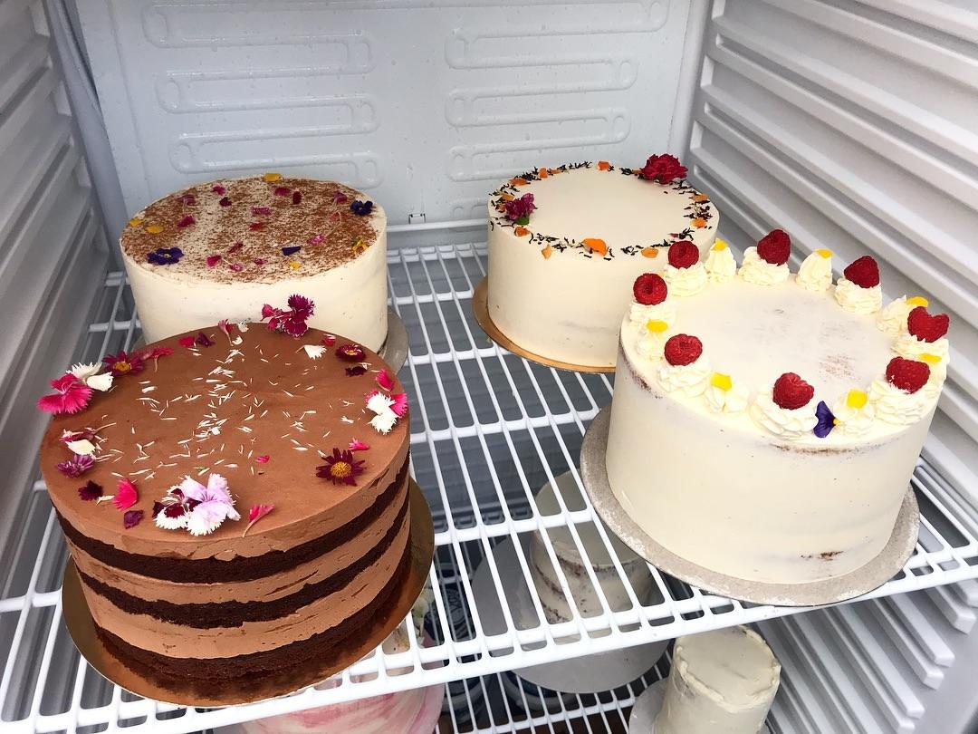 Торты с разными кремами | Как и сколько хранить десерты | Блог | Торт на заказ от Натали
