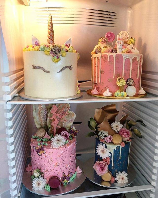 Торты в холодильнике | Как и сколько хранить десерты| Блог | Торт на заказ от Натали