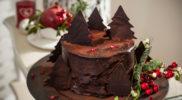 Декор из обычного и темперированного шоколада