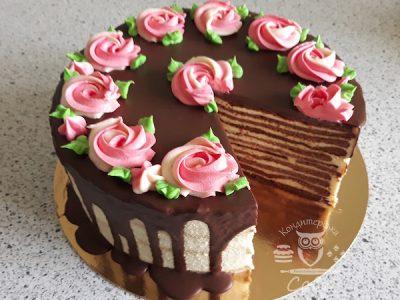 Spartak Cake Delivery Online in Lviv