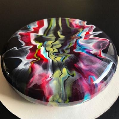 мраморный торт | Тренды дизайна тортов 2018-2019 | Блог | Торт на заказ