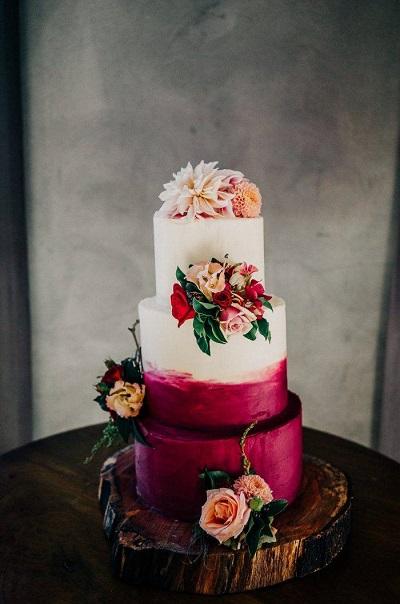 торт цветные блоки| Тренды дизайна тортов 2018-2019 | Блог | Торт на заказ