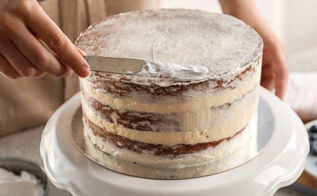 Глазировка детского торта | Детский торт на заказ Львов